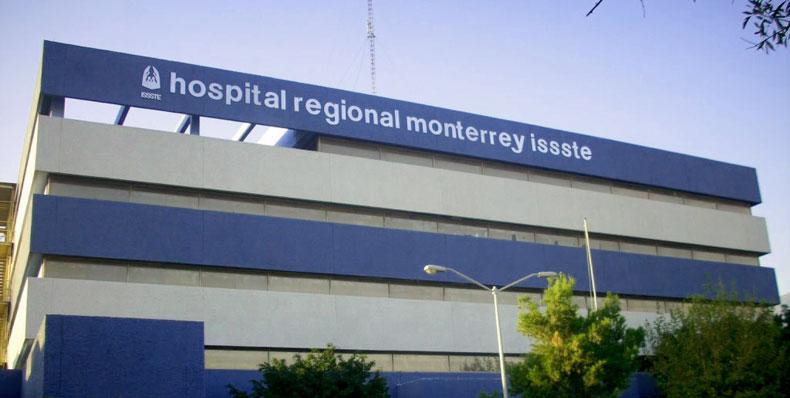 Hospital Regional Montterrey ISSSTE